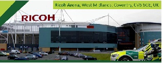 Ambulex 2013 dates are: 10-11th July at the Ricoh Arena, Coventry